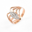 Auksinis moteriškas žiedas