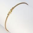 Auksinė moteriška apyrankė 20 cm Ap2687