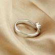 Sužadėtuvių Žiedas 3,4 gr KASZ 7