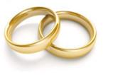 Klasikiniai Vestuviniai Žiedai rusiško aukso 4 mm 8 gr KAV012