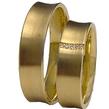 Vestuviniai Žiedai su penkiais akmenukais 6 mm 12 gr KAV023