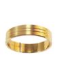 Vestuviniai Žiedai 6 mm 12 gr KAV047