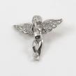 Sidabrinis moteriškas pakabukas angeliukas