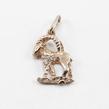 """Auksinis pakabukas zodiakas """"Ožiaragis"""" P1570"""